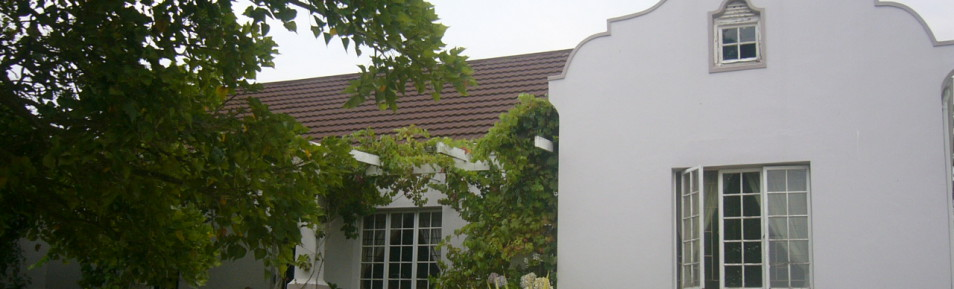 Swellendam House H68