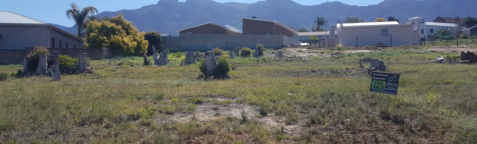 Swellendam Plot P8