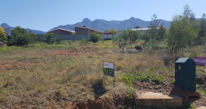 Swellendam Plot P18